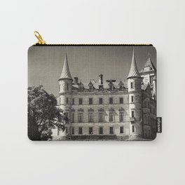 Dunrobin Castle Scotland Carry-All Pouch