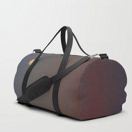 Sunset Moon Duffle Bag