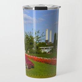 Battersea Power Station and Battersea Park Travel Mug