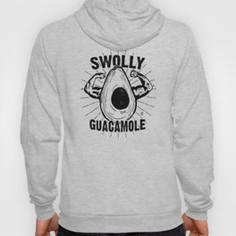 Swolly Guacamole Hoody