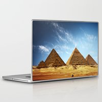 wwe Laptop & iPad Skins featuring Egypt by eARTh