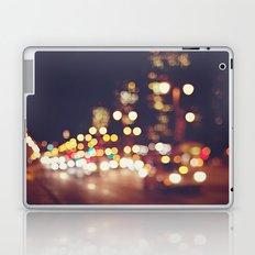 San Francisco Blur Laptop & iPad Skin