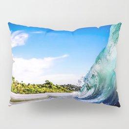 Wave Wall Pillow Sham