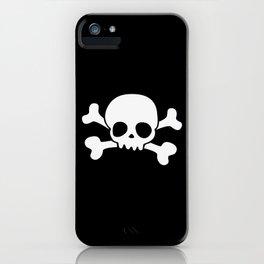 Cráneo Baby iPhone Case