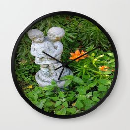 Our Spot Wall Clock