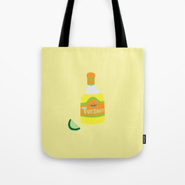 Tequila Tuesdays Tote Bag
