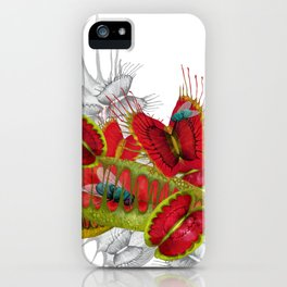 Beautiful And Deadly iPhone Case