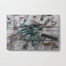 decor Metal Print