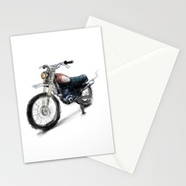 Vintage Enduro Stationery Cards