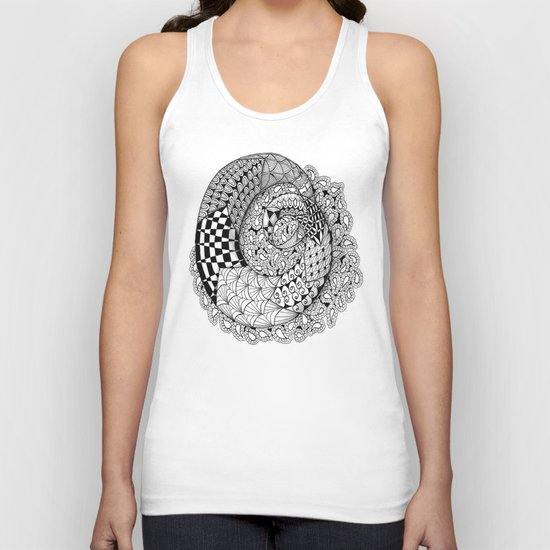 Mobius Twist Unisex Tank Top