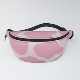 Pink Cow Neck Gator Pink Cow Fanny Pack