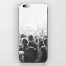 Fun Concert iPhone & iPod Skin