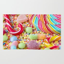 Candy Art Rug