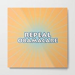 Repeal Obamacare Metal Print