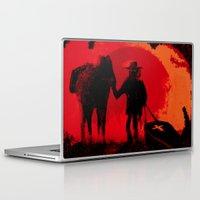 django Laptop & iPad Skins featuring Django by IOSQ