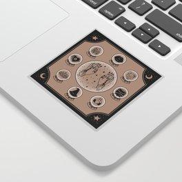 Witch Accessories Sticker