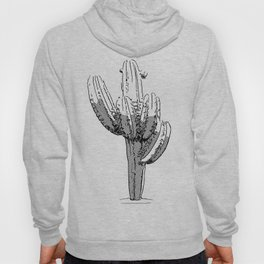 Wilted Cactus Hoody
