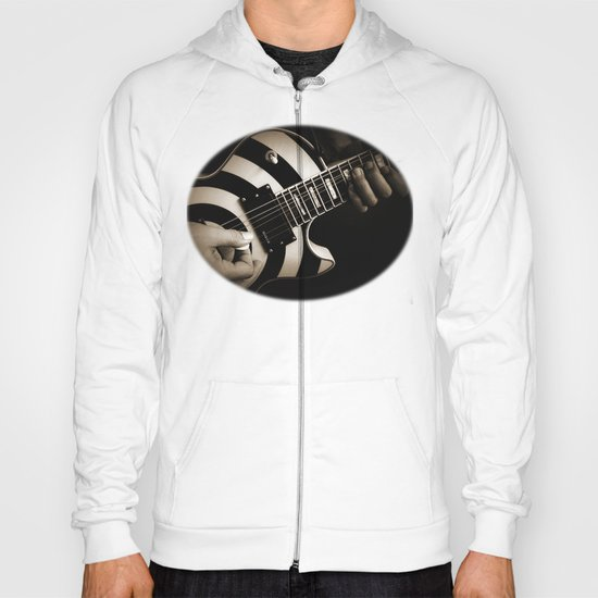 The Guitar Player Hoody