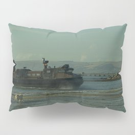 Hover Dog Pillow Sham