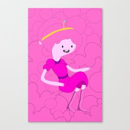 Bubblegum Canvas Print