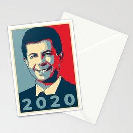 Pete Buttigieg for President Stationery Cards