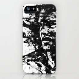 The Burden iPhone Case
