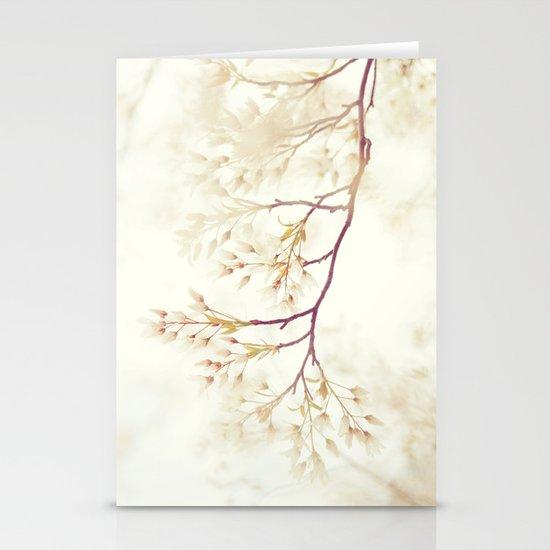 Soft Spring Whisper Stationery Cards