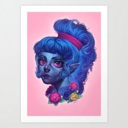 Disney's Fantasia Centaurette - #1 Art Print