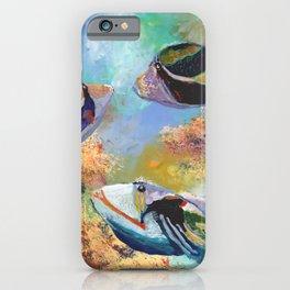 Humuhumu Tropical Fish 3 iPhone Case