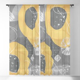 Juno Sheer Curtain