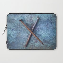 Two Nails Laptop Sleeve