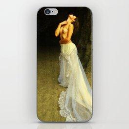 The Longing of Circe iPhone Skin