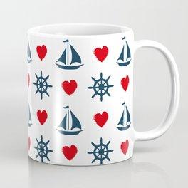 Nautical love Coffee Mug