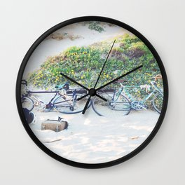 You can stretch right up and touch the sky Wall Clock