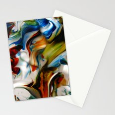 made waves Stationery Cards