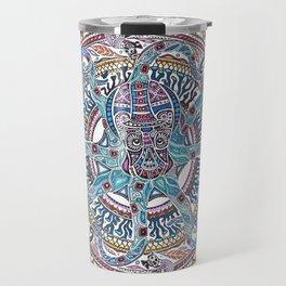 123 - Mandalopus Travel Mug