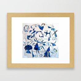 Il Giorno Framed Art Print