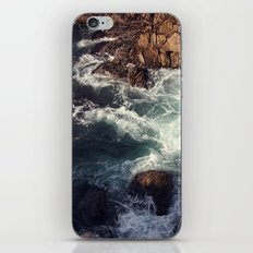 swirling current iPhone & iPod Skin
