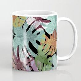 Monstera Night Glory Coffee Mug