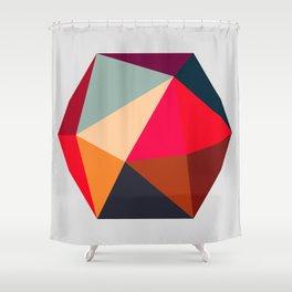 Hex series 1.2 Shower Curtain