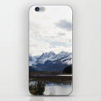 alaska iPhone & iPod Skins featuring Alaska by Chris Root