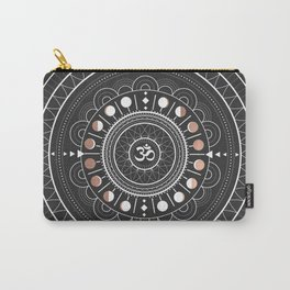Om Mandala Carry-All Pouch