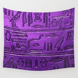 Hieroglyphs 2014-1029 Wall Tapestry
