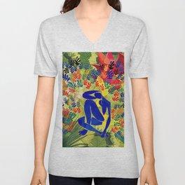 Henri Matisse Wild Unisex V-Neck