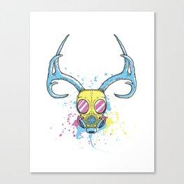 BuckShot Canvas Print