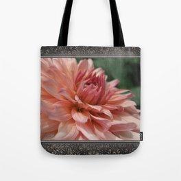 Dahlia named Preference Tote Bag