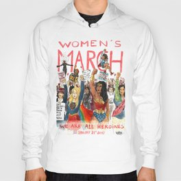 Women's March 2017 Hoody