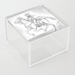 Ghost Rider Acrylic Box