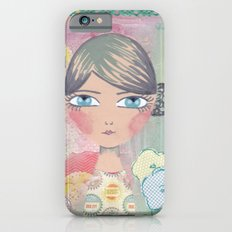 Release your worries and fears iPhone 6s Slim Case