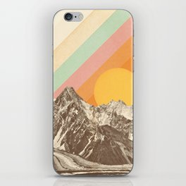 Mountainscape 1 iPhone Skin